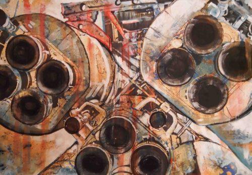 Vostok 1.jpg £850